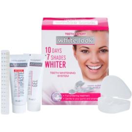 White Look White System bělicí kúra na zuby  2 x 75 ml