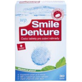 White Pearl Smile Denture čisticí tablety pro zubní náhrady  30 ks