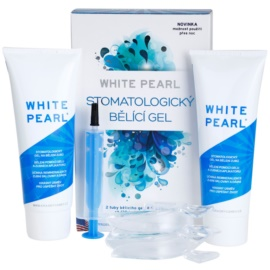 White Pearl Whitening System gel blanchissant stomatologique  130 ml