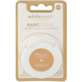 Whitewash Nano Zahnseide mit bleichender Wirkung  25 m