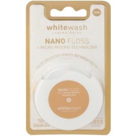 Whitewash Nano dentální nit s bělicím účinkem  25 m