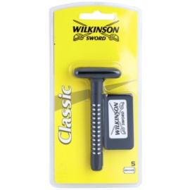Wilkinson Sword Classic brivnik + nadomestne britvice 5 ks