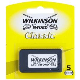 Wilkinson Sword Classic Spare Blades 5 pcs