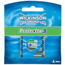 Wilkinson Sword Protector 3 rezerva Lama  4 buc