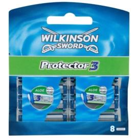 Wilkinson Sword Protector 3 rezerva Lama  8 buc