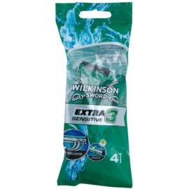 Wilkinson Sword Extra 3 Sensitive Einweg-Rasierer  4 St.