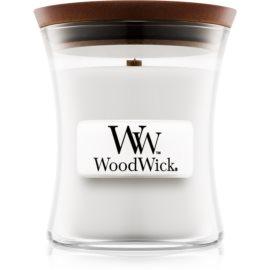 Woodwick Magnolia candela profumata 85 g piccola