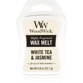 Woodwick White Tea & Jasmin wosk zapachowy 22,7 g
