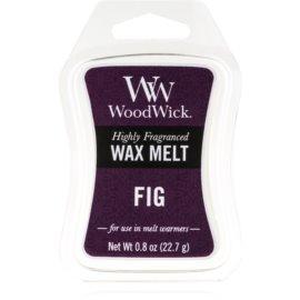 Woodwick Fig Wax Melt 22,7 gr