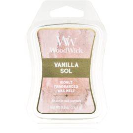 Woodwick Vanilla Sol wosk zapachowy 22,7 g Artisan