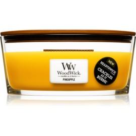 Woodwick Pineapple vonná sviečka 453,6 g Hearthwick