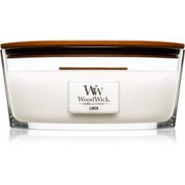 Woodwick Linen świeczka zapachowa  453,6 g Hearthwick