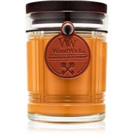 Woodwick Reserve Teakwood bougie parfumée 226,8 g