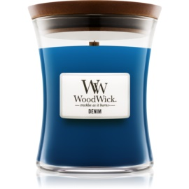 Woodwick Denim Scented Candle 275 g Medium