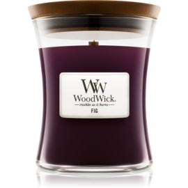 Woodwick Fig świeczka zapachowa  275 g średnia