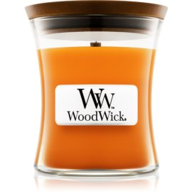 Woodwick Ginger Macaron Scented Candle 85 g mini