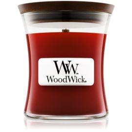 Woodwick Cinnamon Chai świeczka zapachowa  85 g mała