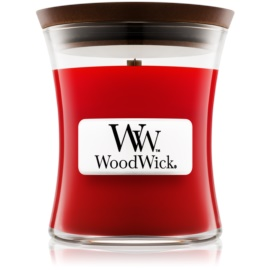 Woodwick Pomegranate Scented Candle 85 g mini