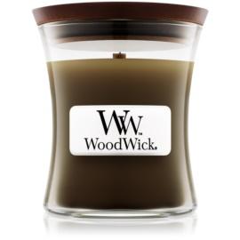 Woodwick Oudwood illatos gyertya  85 g kicsi