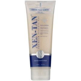 Xen-Tan Clean Collection osviežujúci telový peeling predlžujúce opálenie  236 ml