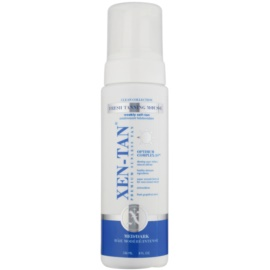 Xen-Tan Clean Collection espuma autobronzeadora  para corpo e rosto tom Medium/Dark  236 ml