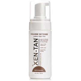 Xen-Tan Medium Self-Tanning Mousse for Body and Face  118 ml
