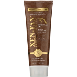 Xen-Tan The Ultimate Tan creme autobronzeador para corpo e rosto tom Ultra Dark  236 ml
