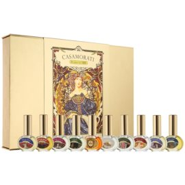 Xerjoff Casamorati 1888 Sample Kit Gift Set  I.  Eau de Parfum 10 x 13 ml