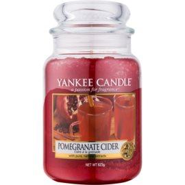 Yankee Candle Pomergranate Cider lumanari parfumate  623 g Clasic mare