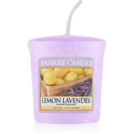 Yankee Candle Lemon Lavender вотивна свічка 49 гр