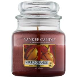 Yankee Candle Spiced Orange Duftkerze  411 g Classic medium