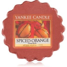 Yankee Candle Spiced Orange Wachs für Aromalampen 22 g
