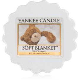 Yankee Candle Soft Blanket віск для аромалампи 22 гр