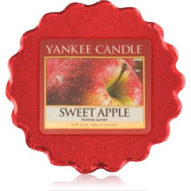 Yankee Candle Sweet Apple illatos viasz aromalámpába 22 g