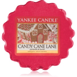 Yankee Candle Candy Cane Lane vosek za aroma lučko  22 g