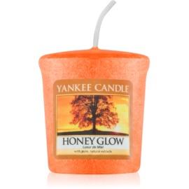 Yankee Candle Honey Glow votivní svíčka 49 g