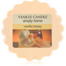 Yankee Candle Vanilla Honey Wachs für Aromalampen 22 g