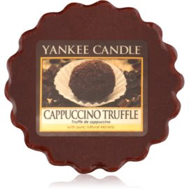 Yankee Candle Cappuccino Truffle Wachs für Aromalampen 22 g