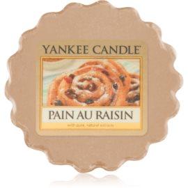 Yankee Candle Pain au Raisin vosek za aroma lučko  22 g