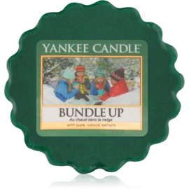 Yankee Candle Bundle Up восък за арома-лампа  22 гр.