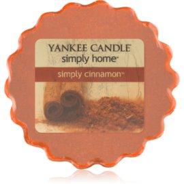 Yankee Candle Simply Cinnamon Wachs für Aromalampen 22 g