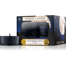 Yankee Candle Midsummer´s Night Tealight Candle 12 x 9,8 g