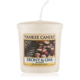 Yankee Candle Ebony & Oak вотивна свещ 49 гр.