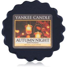 Yankee Candle Autumn Night cera derretida aromatizante 22 g