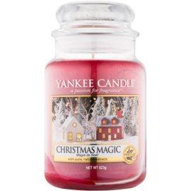 Yankee Candle Christmas Magic vonná svíčka 623 g Classic velká