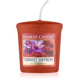Yankee Candle Vibrant Saffron sampler 49 g