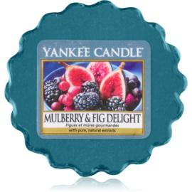Yankee Candle Mulberry & Fig cera derretida aromatizante 22 g
