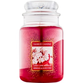 Yankee Candle Candy Cane Meringue Scented Candle 623 g Classic Large