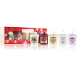 Yankee Candle The Perfect Christmas Geschenkset III.  Votivkerze 5 x 49 g
