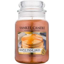 Yankee Candle Maple Pancakes świeczka zapachowa  623 g Classic duża